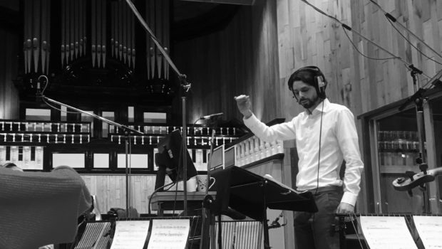 Conducting at Angel Studios