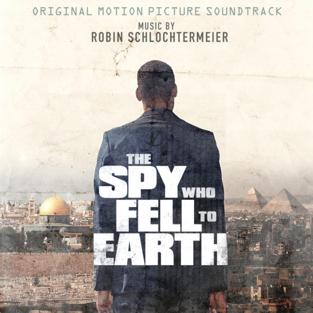 The Spy Who Fell to Earth OST